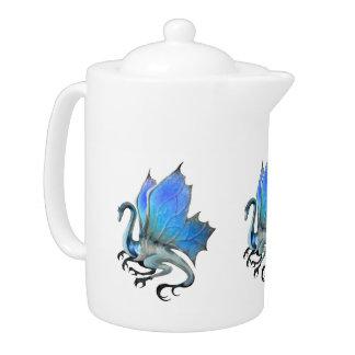 Blue Dragon Teapot