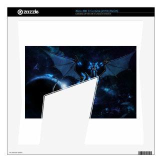 BLUE DRAGON XBOX 360 SKIN COVER