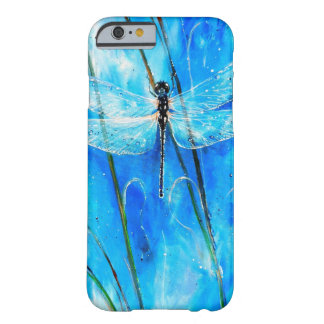 Blue Dragonfly Barely There iPhone 6 Case