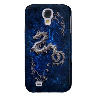 Blue dragoon galaxy s4 covers