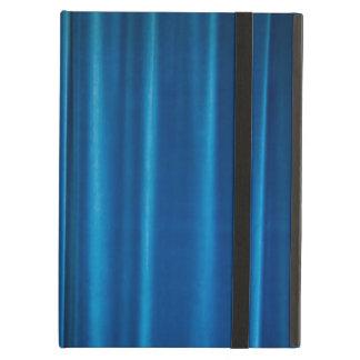 Blue drapes case for iPad air