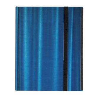 Blue drapes iPad covers