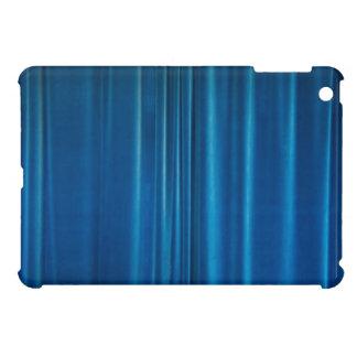 Blue drapes iPad mini covers