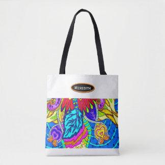 Blue Dream All-Over-Print Tote Bag