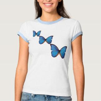 Blue Dream Butterfly x three Shirt
