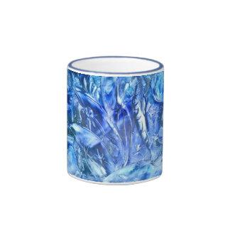 blue dream ringer mug