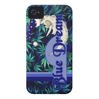 Blue Dream Strain Case iPhone 4 Cases