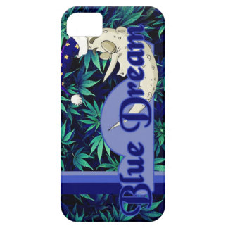 Blue Dream Strain Case iPhone 5 Cases