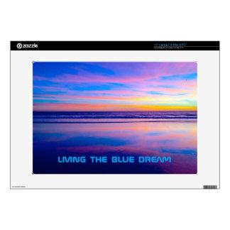 """Blue Dream Sunset Santa Monica Skin For 15"""" Laptop"""