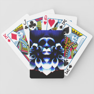 Blue Dreamz Bicycle Playing Cards