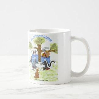 Blue Drum Diner Mug