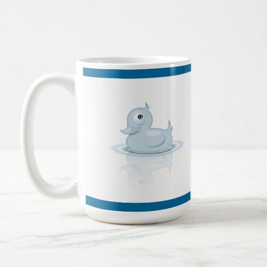 Blue Duck Coffee Mug