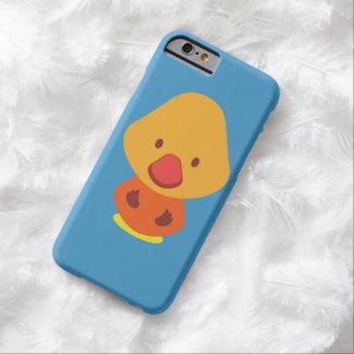 Blue duckie phone case