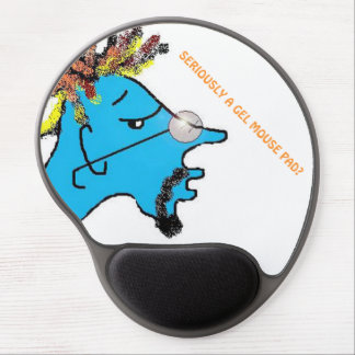 BLUE DUDE MOUSE PAD GEL MOUSE PAD