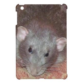 blue Dumbo rat iPad mini case