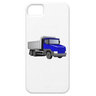 Blue Dump Truck iPhone 5 Covers