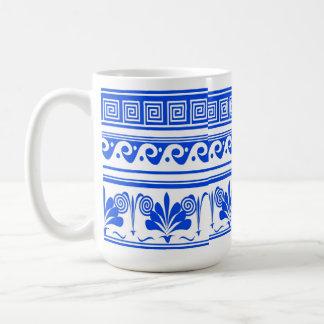 Blue Dutch Waves Coffee Mug