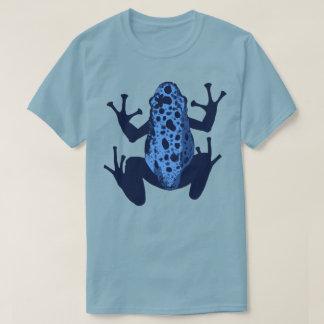 Blue Dyeing Dart Frog T-Shirt
