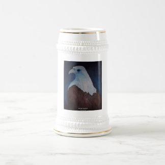 BLUE EAGLE 18 OZ BEER STEIN