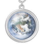 Blue Earth - Necklace