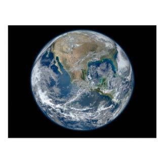 Blue Earth Postcard