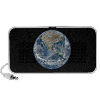 Blue Earth Mp3 Speakers