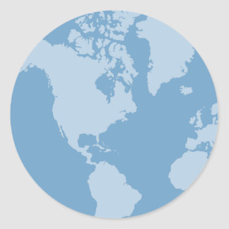 Blue Earth Stickers