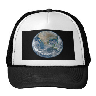Blue Earth Trucker Hat