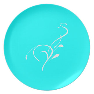 Blue Eggs Nest Plate 2013