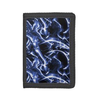 Blue Electric Wallet