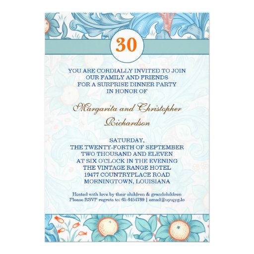 30Th Invitation is awesome invitation layout