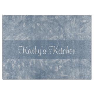 Blue Elegant Cutting Boards