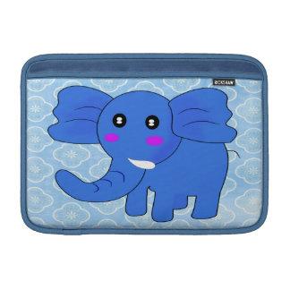 Blue Elephant Sleeve For MacBook Air