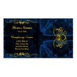 Blue Elite Business Card