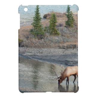 Blue Elk, Rocky Mountain Case For The iPad Mini