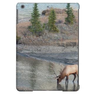 Blue Elk, Rocky Mountain iPad Air Case