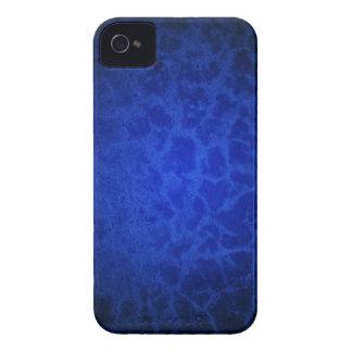 Blue embankment texture iPhone 4 case