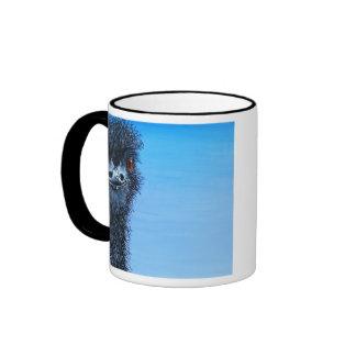Blue Emu Coffee Mug