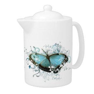 Blue Enchantment Teapot