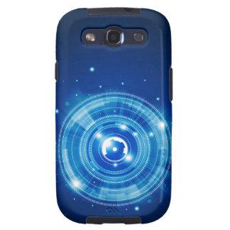 Blue energy case samsung galaxy SIII case