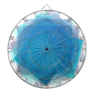 Blue Energy Dart Board