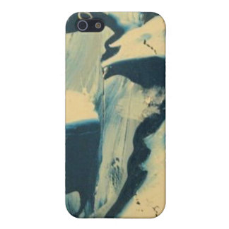 Blue Enigma Case For iPhone 5