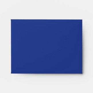 Blue Envelopes