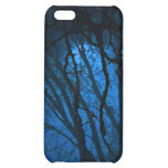 Blue Evening Cover For iPhone 5C