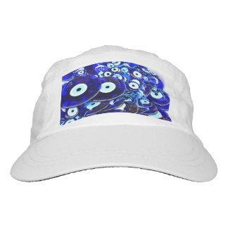 Blue Evil Eye amulets Hat