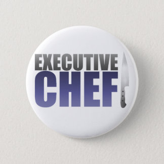 Blue Executive Chef Button