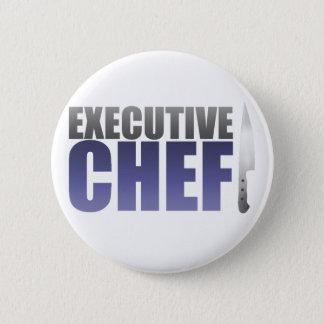 Blue Executive Chef Button