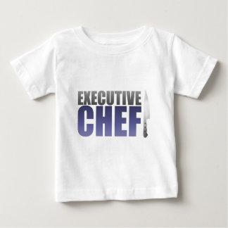 Blue Executive Chef Infant T-shirt