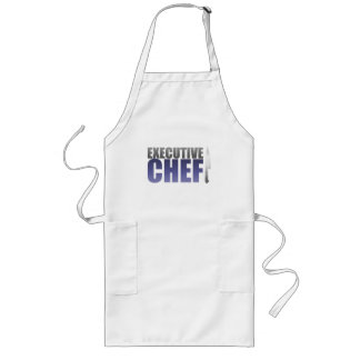 Blue Executive Chef Long Apron
