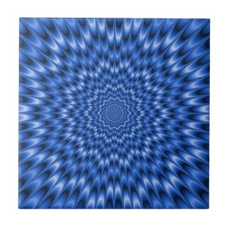 Blue Eye Bender tile
